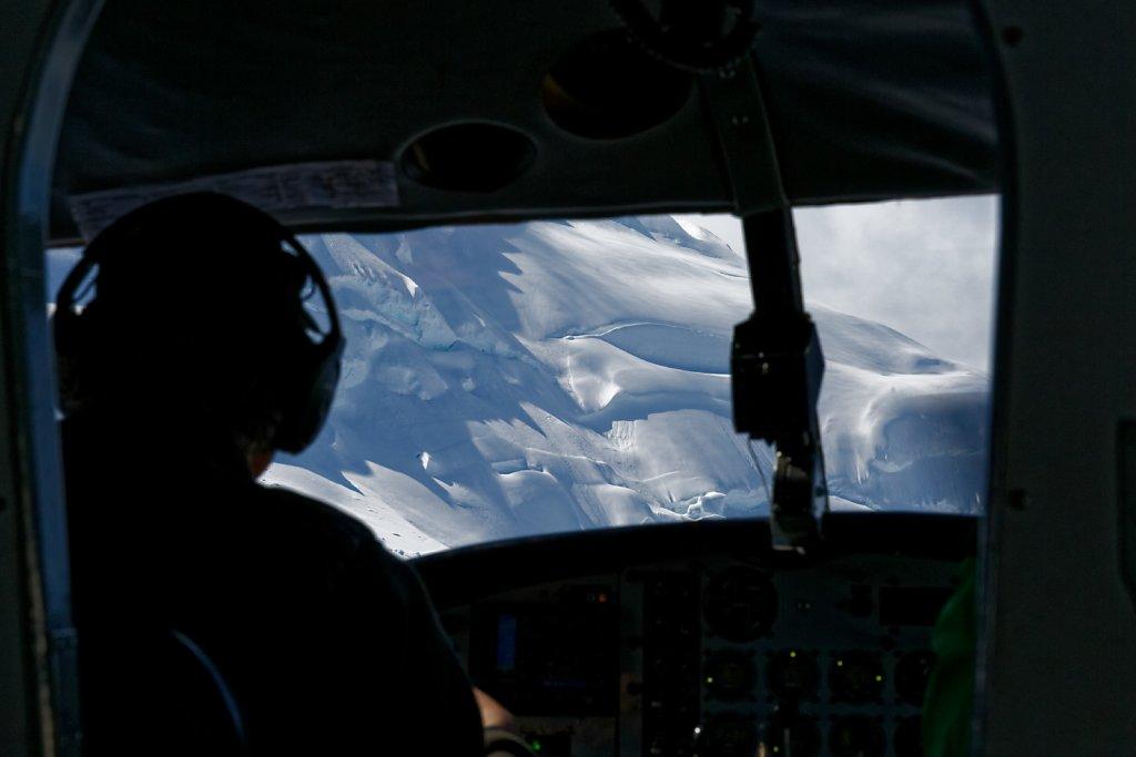 EXPLORING ALASKA.