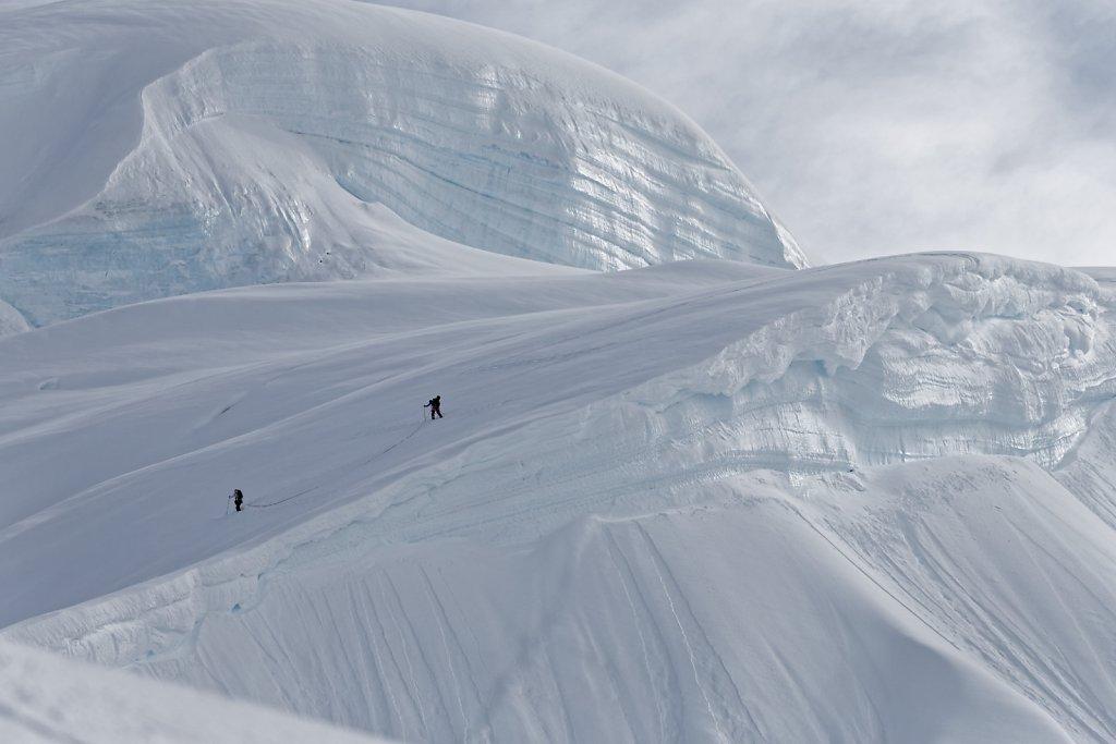 Exploring Alaska, Anton Brey