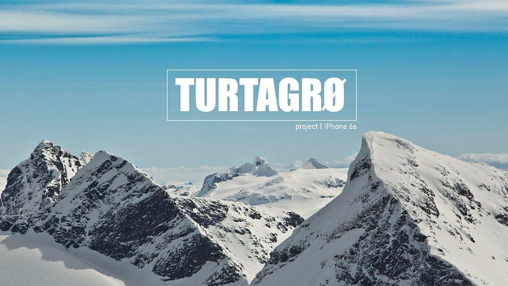 Skitouring in Turtagrø