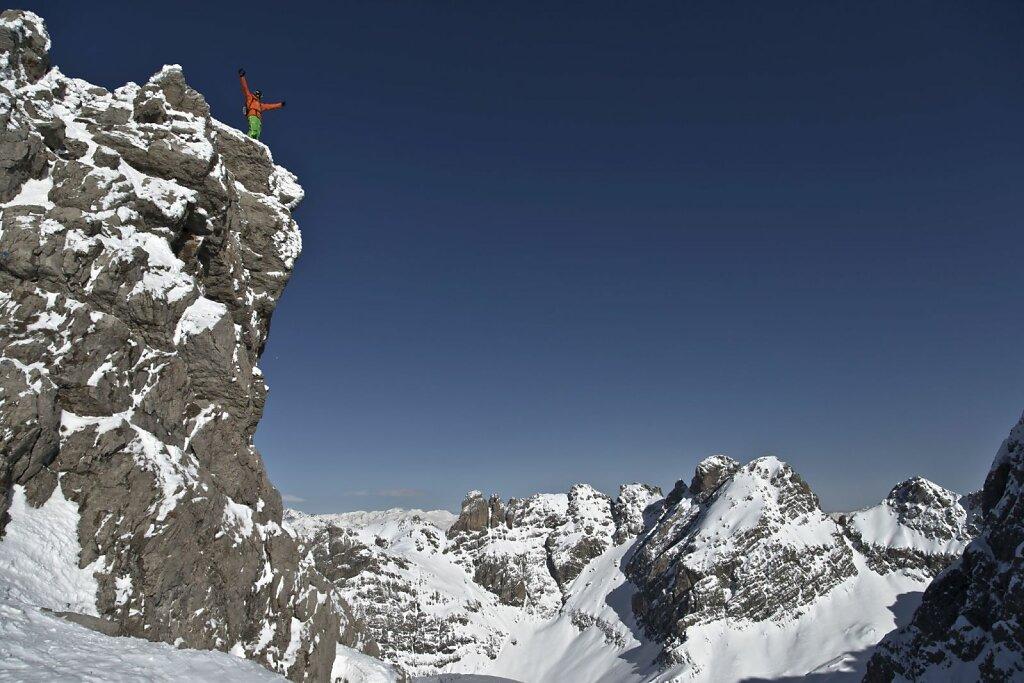 Dolomiten Hütte zur Teplitzer Scharte
